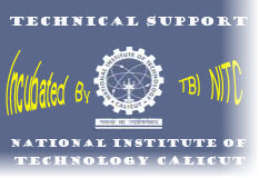 Incubated By TBI National Institute of Technology
